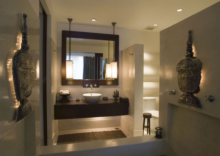 Modern Bathroom Design At Hotel De La Paix Cambodia Part 98