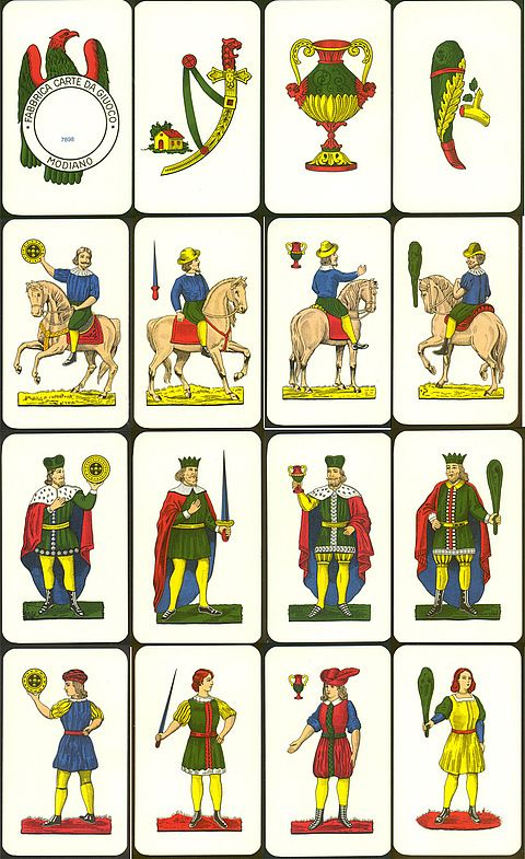 how to play scopa with italian cards