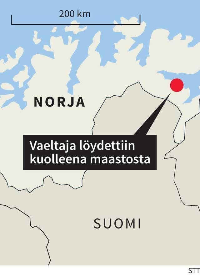 Norjalaislehdet: Suomalainen vaeltaja on kuollut Pohjois-Norjassa - ESS.fi