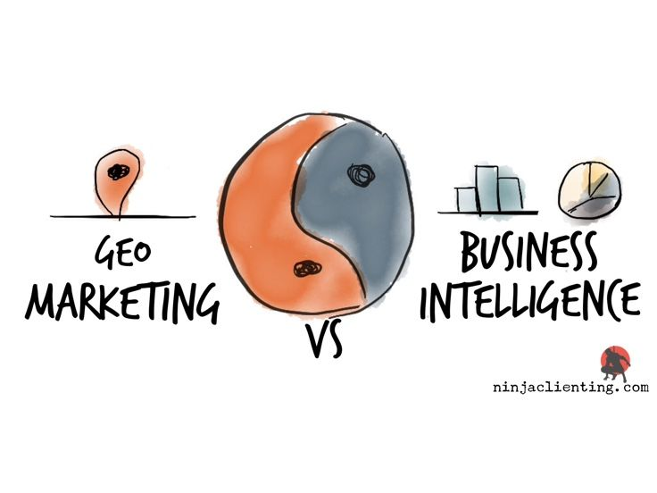 Post de #geomarketing y #BI para el #blog de marketing analítico