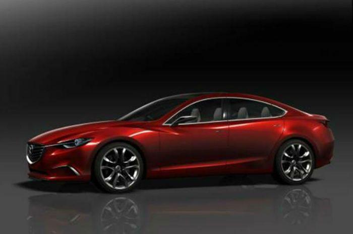 2017 Mazda 6 Turbo