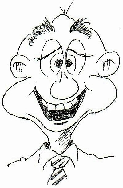 17 Best ideas about How To Draw Caricatures on Pinterest ...