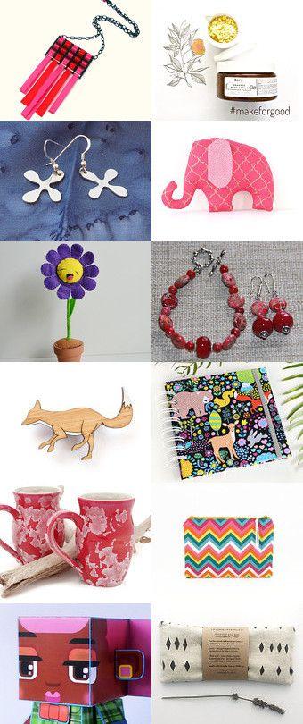 makeforgood Gifts Ideas under $45 by Nuvia Melissa Ramirez on…