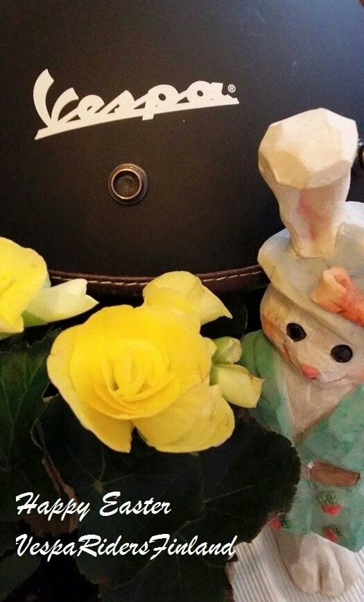 #Vespa #vesparidersfinland #Easter
