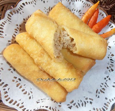 Diah Didi's Kitchen: Sosis Solo Goreng