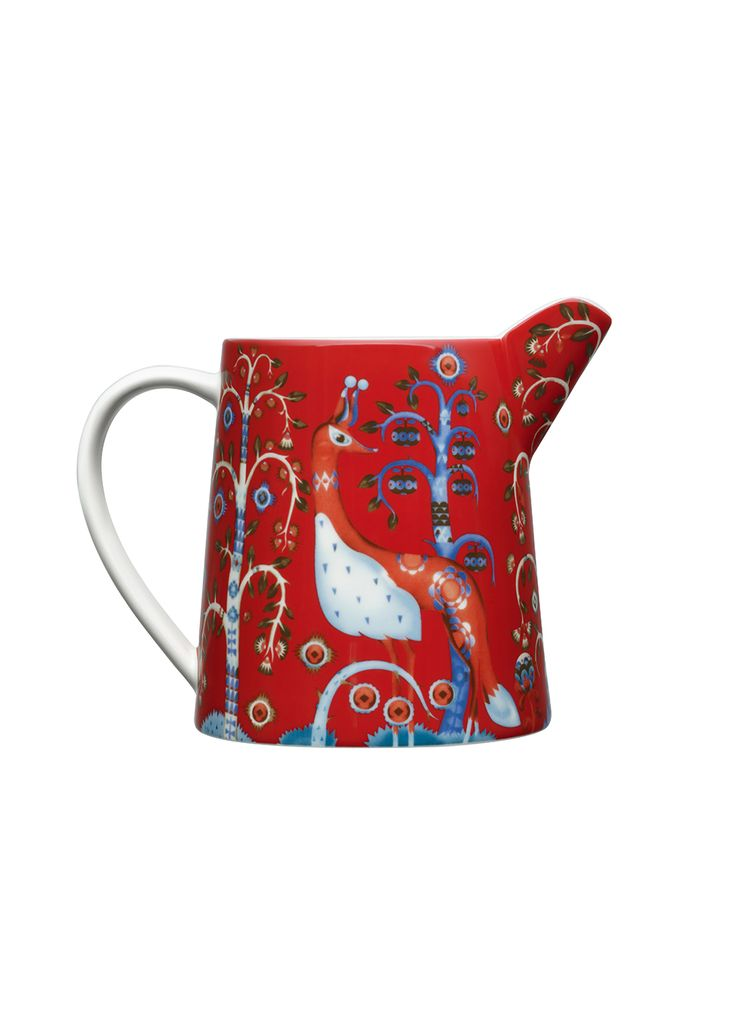 Taika Pitcher 0,5 l red Klaus Haapaniemi