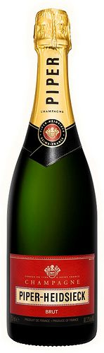 Personal fave - Piper-Heidsieck Champagne drinking w st Germaine RIGHT now