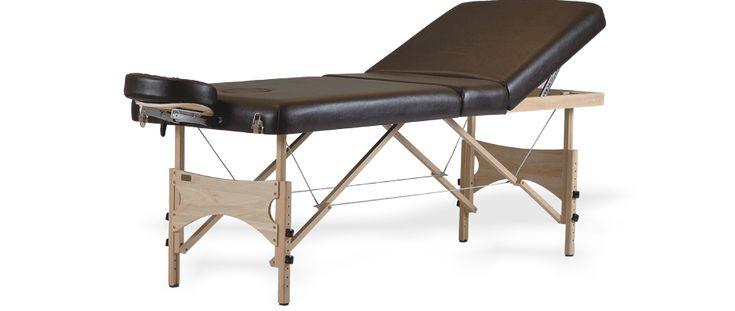Akriti portable massage table is designed for easy set up