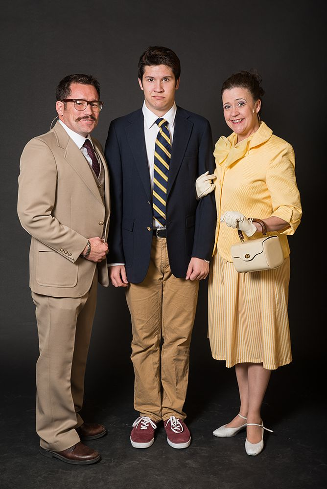 Addams Family Costumes | Grandstreet Theatre