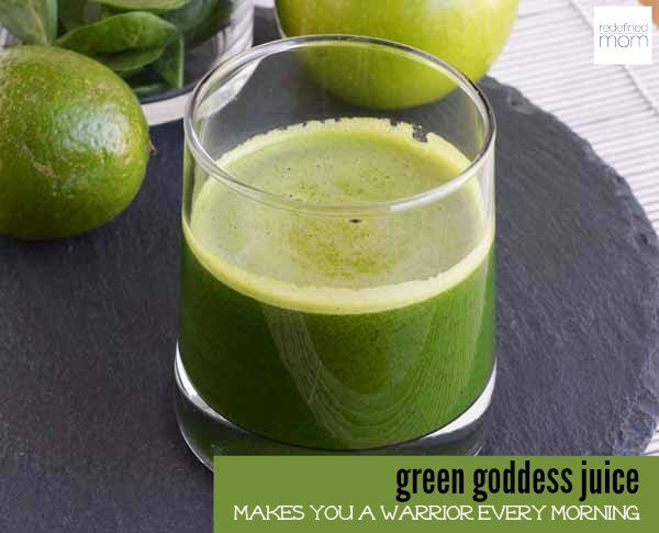 There are mornings when you need more than a cup of coffee to get you through the day...You need super powers. This Green Goddess Juice Recipe is refreshing and zesty that infuses your body with live enzymes, keeps your immune system strong, and helps you boast a radiant glow. So skip the coffee and add Green Goddess Juice Recipe to your morning routine instead.