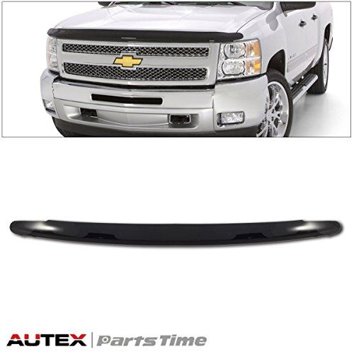 AUTEX Bug Deflector for 1999-2002 CHEVY SILVERADO 1500/2500, 2000-2006 CHEVROLET SUBURBAN 1500/2500/TAHOE Hood Deflector Shield 21936. For product info go to:  https://www.caraccessoriesonlinemarket.com/autex-bug-deflector-for-1999-2002-chevy-silverado-15002500-2000-2006-chevrolet-suburban-15002500tahoe-hood-deflector-shield-21936/