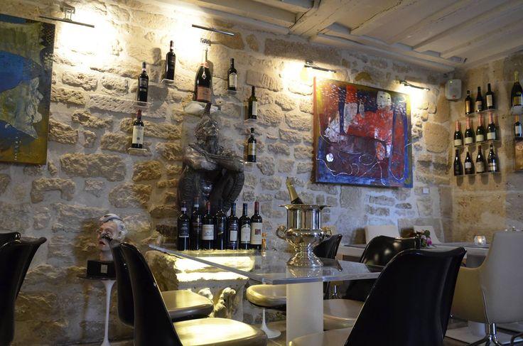Wine and Art Paris - Sélective Art Kfé 9 Rue Dauphine 75006