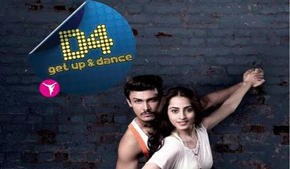 D4 – Get up and Dance 17th April 2016 Channel V Hd Episode