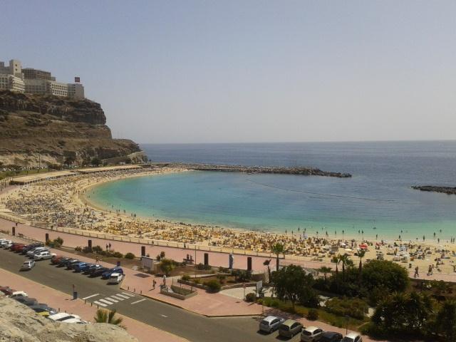 Gorgeous Amadores Beach #GranCanaria #fb