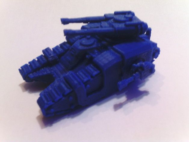 Sicaran battle tank Epic scale by Ologhzul - Thingiverse | S F