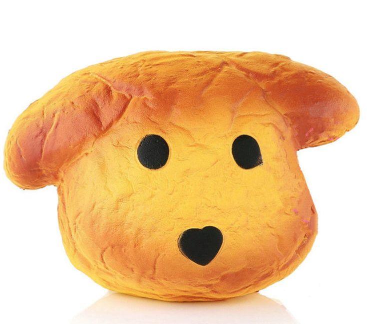 sillysquishies.com  - Puppy Bread Squishy , $7.99 (https://www.sillysquishies.com/puppy-bread-squishy/)