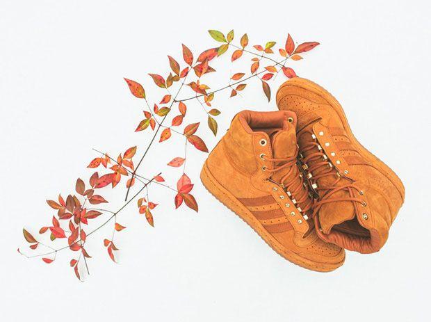 """adidas Originals Top Ten Hi """"Fox Red"""" - SneakerNews.com"""