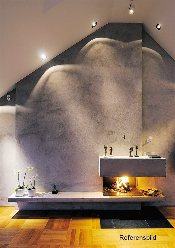 54 best Concrete Fireplaces images on Pinterest Concrete