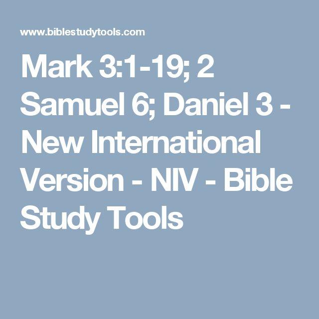 25 unique 2 samuel 6 ideas on pinterest 2 samuel 5 1 samuel 9 mark 31 19 2 samuel 6 daniel 3 new international fandeluxe Ebook collections