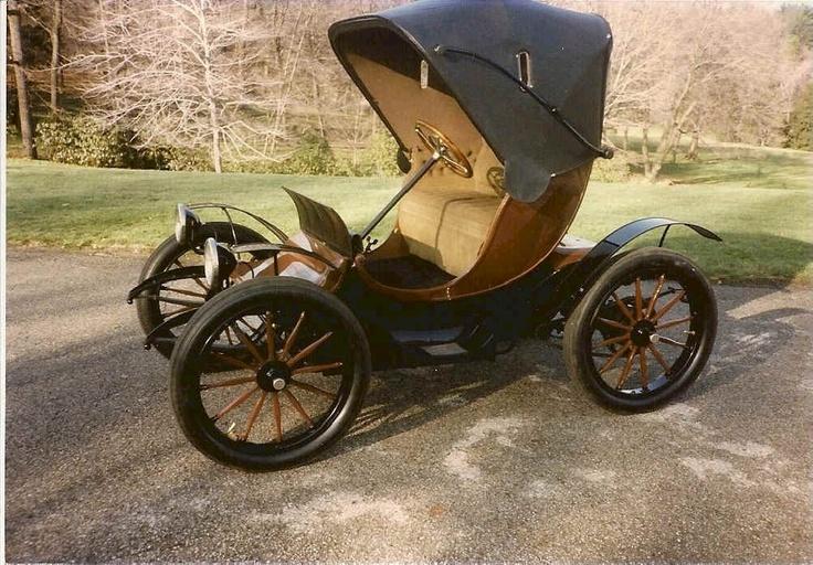 1912 Bailey Electric  Bailey Carriage Co., Amesbury, Ma.  1903-1915.