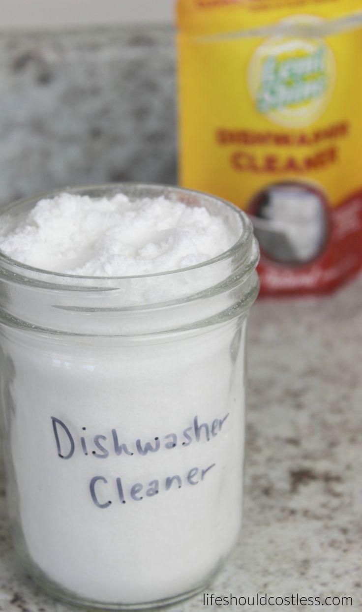 how to use lemi shine in dishwasher