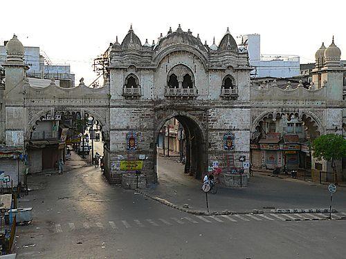 Laheripura Gate