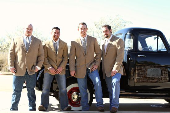 country groomsmen | TXRDR - The Online Home of Texas-Red Dirt Music.