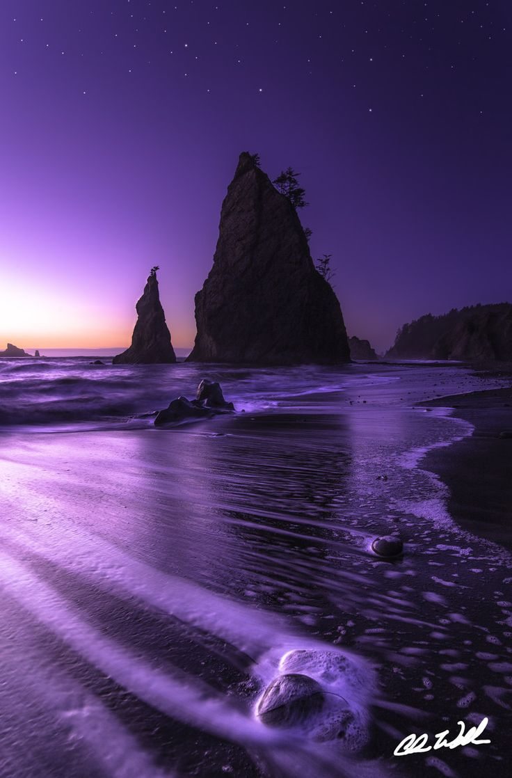 1000 images about purple rain purple velvet the pinnacles rialto beach washington in purple