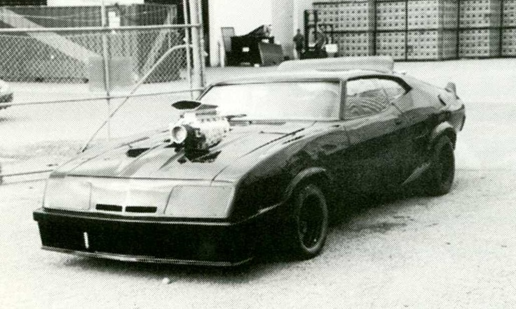The original Mad Max car was moved by our Adelaide removal team; experts in moving!