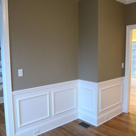 White Wainscoting Design Ideas, Pictures, Remodel, And Decor   Page 8