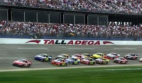 Talledega Superspeedway, Talledega, Alabama   My very first time going to a Nascar race was here!!