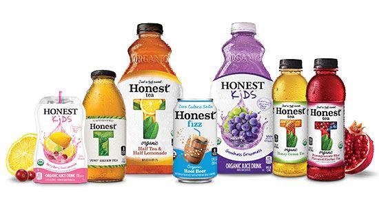 Pop with Stevia | Honest Tea