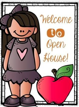 EDITABLE Open House Forms