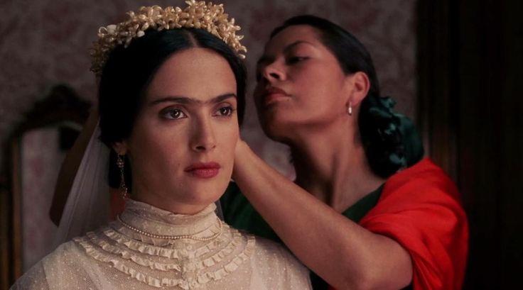 Frida Kahlo Film 2002 Salma Hayek