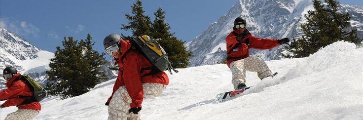 Ecole Suisse de Ski et de Snowboard, Champéry, Ecole de ski, Cours de ski, Groupes ski enfants, Groupe snowboard, Ski randonnée freeride