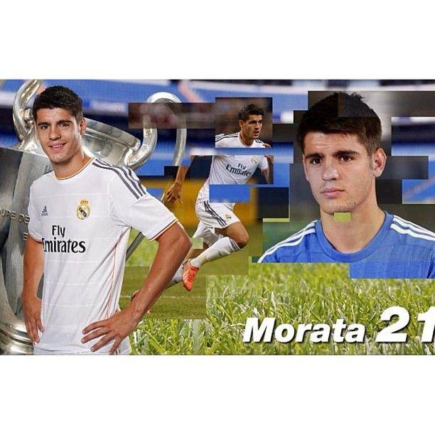 Love this kid! Alvaro Morata!
