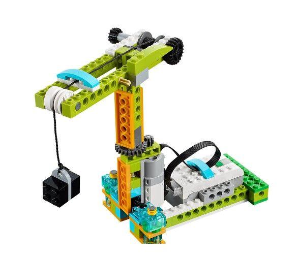 Crane Lego Wedo 2 0 Download Lego Wedo 2 0 Instruction Pdf Lego Wedo Lego Education Lego Activities