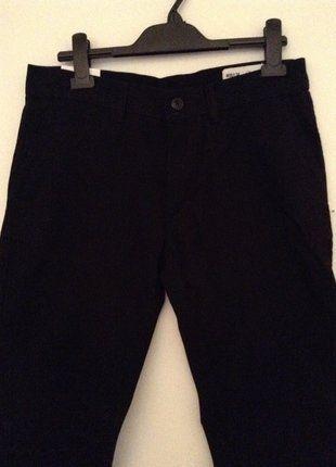 Kup mój przedmiot na #vintedpl http://www.vinted.pl/odziez-meska/dzinsy/15975119-czarne-nowe-meskie-spodnie-primark-chino-slim-3034