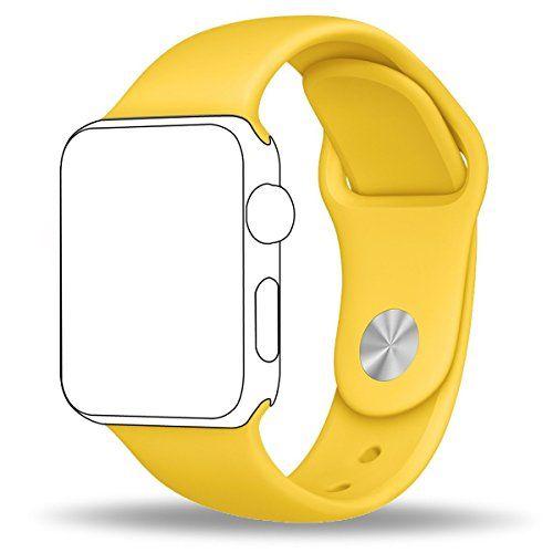 awesome Apple Watch Correa, ZRO Silicona Suave Nike+ Banda Deportiva Reemplazo Correa de Reloj para Nuevo Apple iWatch Series 2/ Series 1