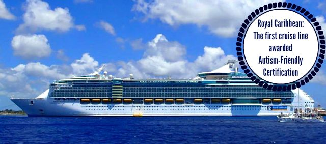 Royal Caribbean is the first cruise line to be Autism-Friendy Certified #SeasTheDay