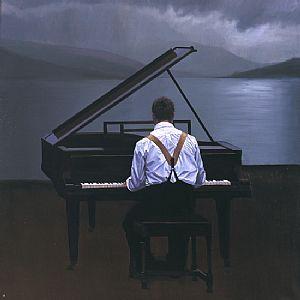 """Approaching Storm"" ~ Iain Faulkner (Scottish, born 1973)"