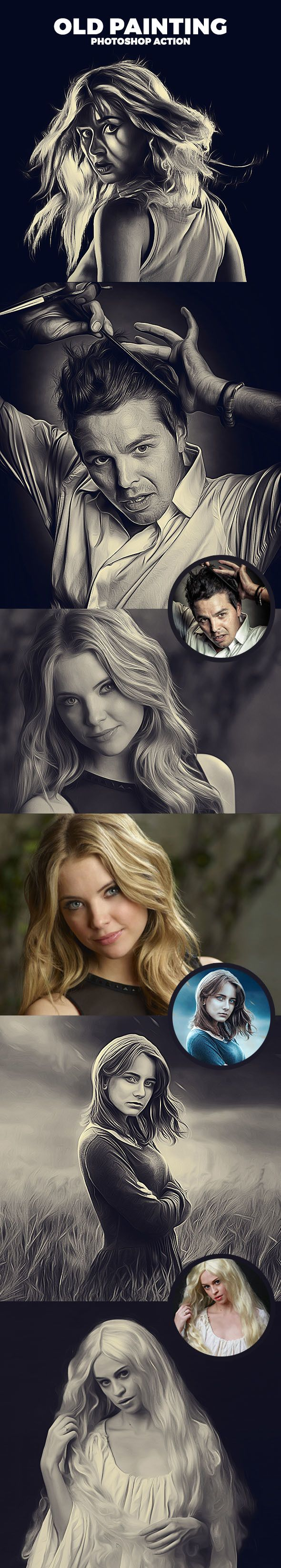 209 best photoshop art actions images on pinterest photoshop old painting photoshop action photo effects actions baditri Image collections