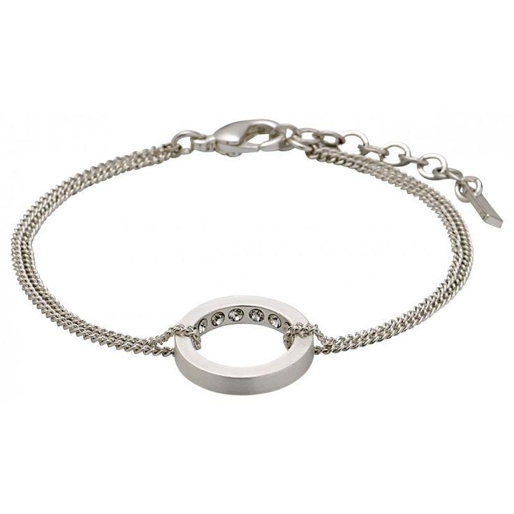 Pilgrim Armband Silver