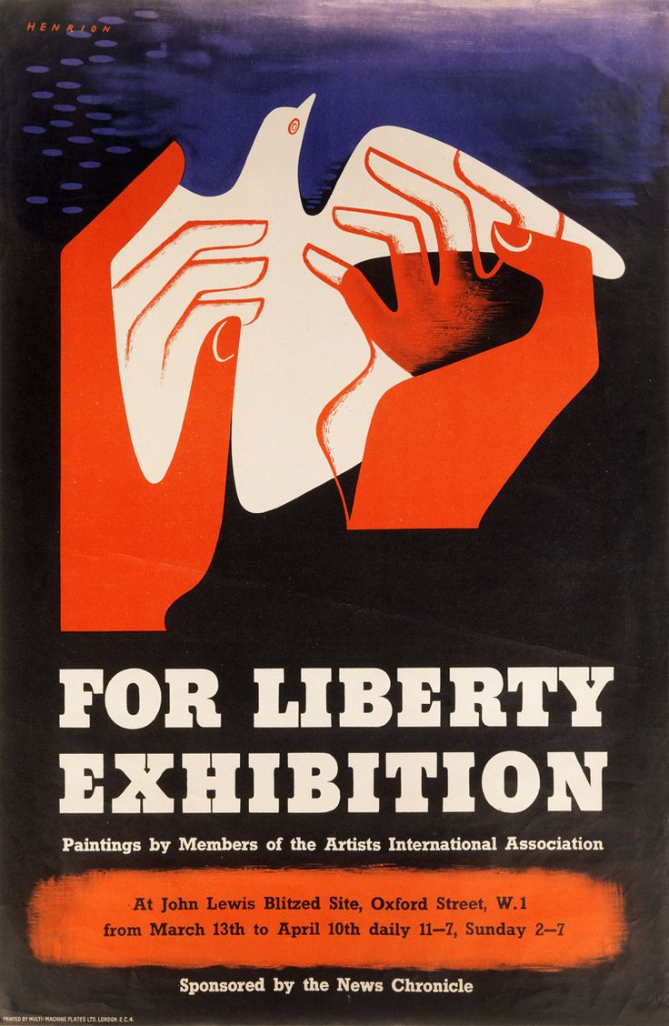 Poster design 20th century - Fhk Henrion Posters From Five 20th Century Design Masters Graphics Com