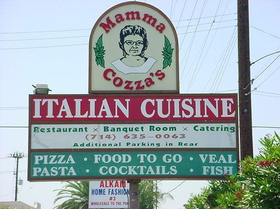 mama-cozzas Anaheim