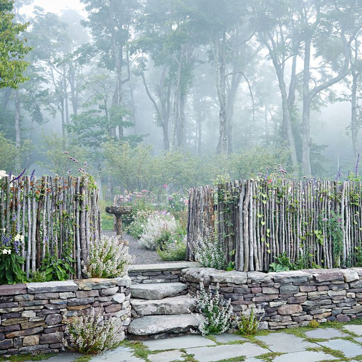 As summer waves goodbye, step into a romantic September garden in New York's…