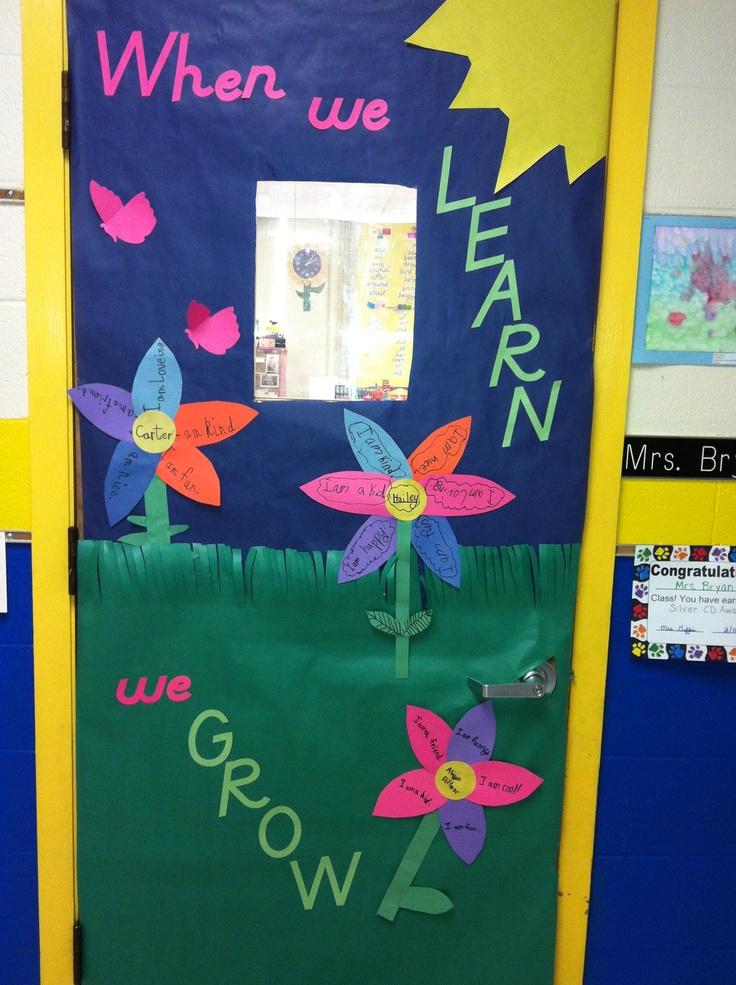 Best School Door Decorations Images On Pinterest Door Ideas