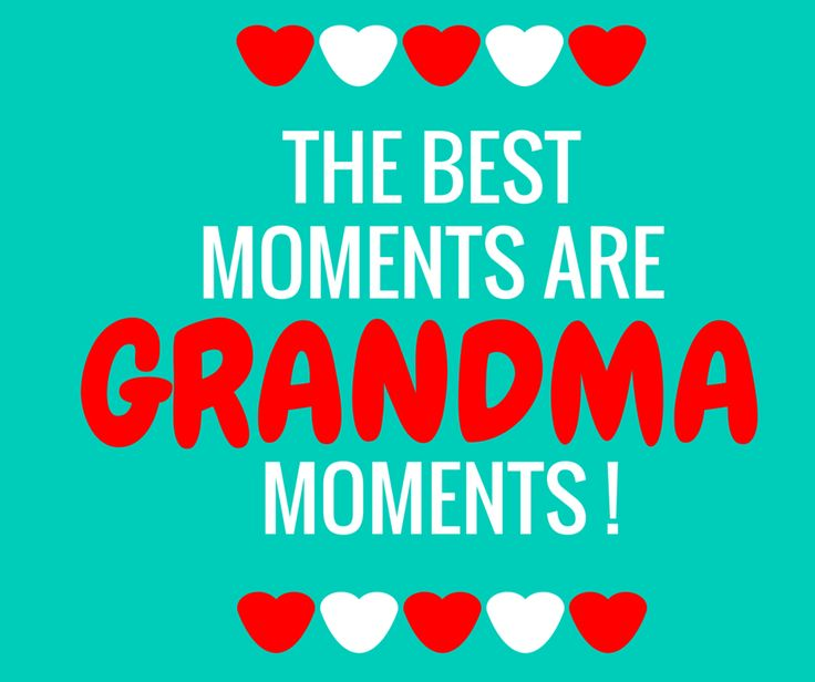 Sweet Quotes About Grandma
