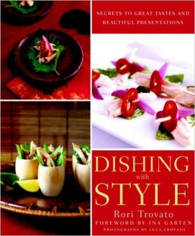 books on food presentation