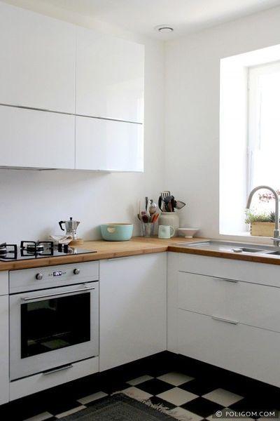 Après: la cuisine d'Emilie